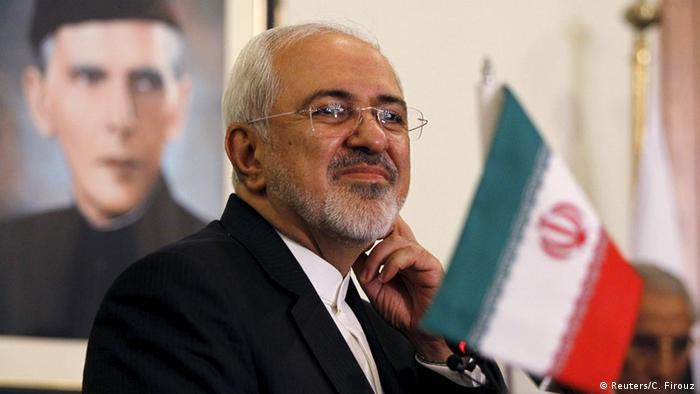Iranischer Außenminister Zari in Pakistan