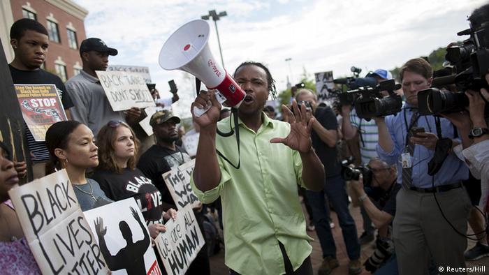 Proteste USA North Charleston