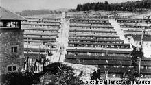 KZ Flossenbürg 1945 / Konzentrationslager