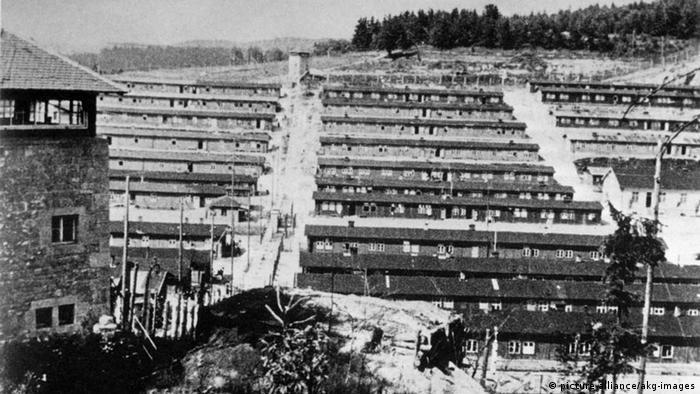 KZ Flossenbürg 1945