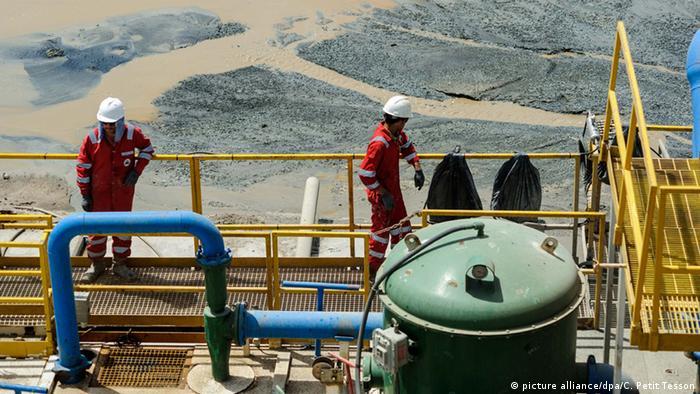 Нефтедобыча в Ираке