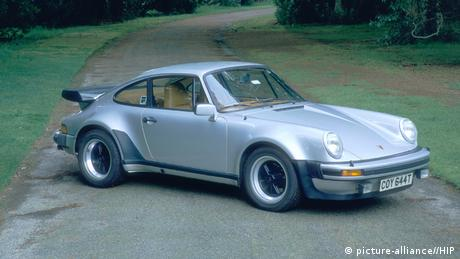 Porsche 911 Turbo von 1979 (Foto: picture-alliance//HIP)