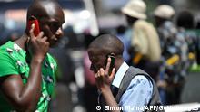 Kenia Digitales Leben