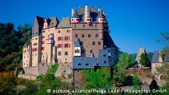 Bildergalerie Burg Eltz