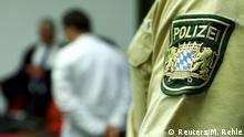 Deutschland Gerichtsprozess in München Terrorismus Ufuk C.