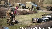 Speerspitzen-Übung der NATO