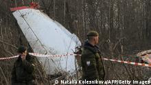 Flugzeugabsturz Smolensk Lech Kaczynski Präsident Polen