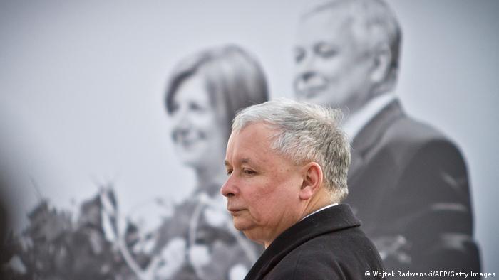 Smolensk Lech Kaczynski (Wojtek Radwanski/AFP/Getty Images)