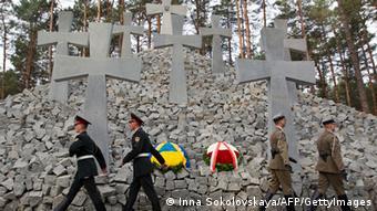Το Κατύν έγινε για τους Πολωνούς σύμβολο της ιστορικής ευθύνης της Ρωσίας