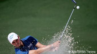 Martin Kaymer will be hoping to make the cut at the end of day two