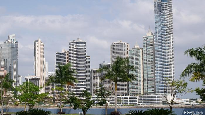Bildergalerie aus Panama vom Amerika Gipfel (DW/M. Soric)
