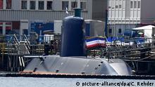 Deutschland Israel U-Boot Lieferung