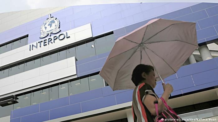 Singapur INTERPOL Global Centre for Innovation (picture-alliance/dpa/Wallace Woon)