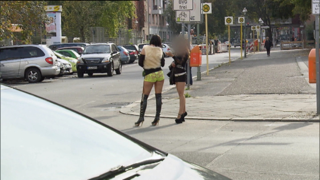 Call girl in Berlin porn