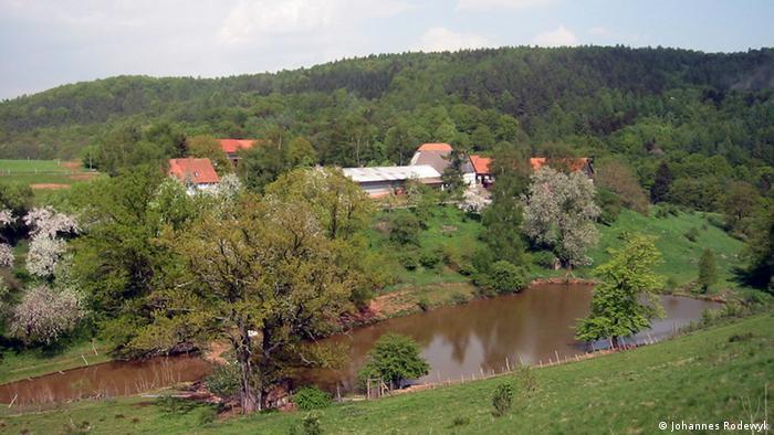 Bauernhof Gut Kappeln (Photo: Johannes Rodewyk)