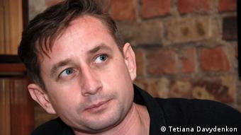 Сергія Жадана приязно сприймає публіка як сходу, так і заходу України