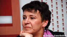 Ukrainische Schriftstellerin Oksana Sabuschko