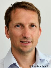 Florian Huber, Copyright: Carsten Schilke