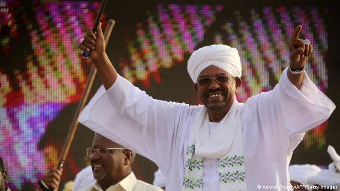 Former Sudanese leader Omar al-Bashir (Ashraf Shazly/AFP/Getty Images)