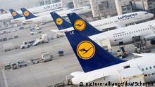 Symbolbild Cyber-Attacke Lufthansa