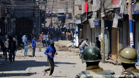 Zusammenstöße in Srinagar - indische Regierung will Hindus in Kaschmir ansiedeln