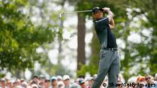 Tiger Woods Masters in Augusta