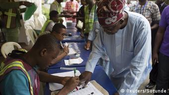 La biométrie fait du Nigeria, un modèle pour ses voisins