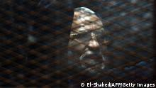 Ägypten Todesurteil gegen Mohammed Badie ARCHIV