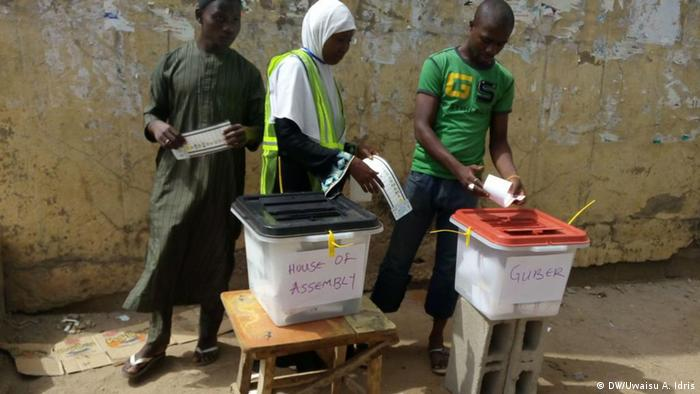 Several killed in Nigeria election violence | News | DW