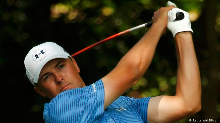 Jordan Spieth Masters in Augusta (Reuters/M.Blinch)