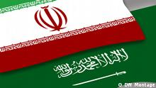 Symbolbild Iran Saudi Arabien 1024 x 576
