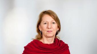 Andrea Schmidt (Foto: DW)