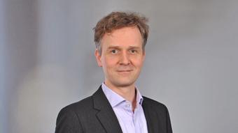 DW business editor Andreas Becker