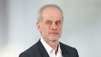 Picture of DW Business Editor Henrik Böhme