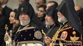 Armenian Catholic clergy
