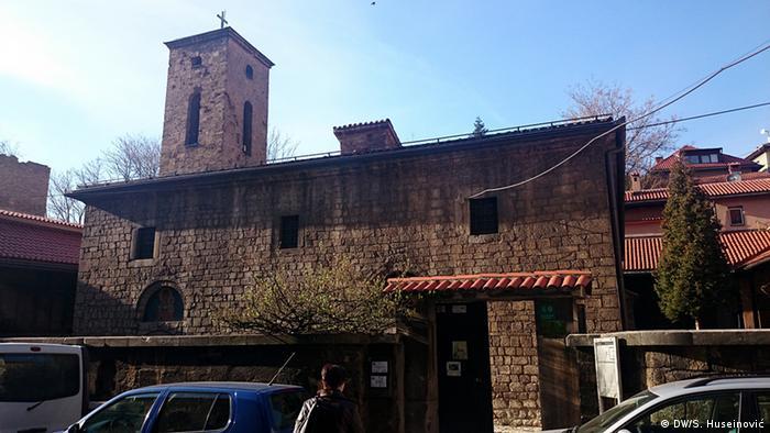 Stara pravoslavna crkva u Sarajevu je danas skoro bez vjernika