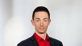 Joscha Weber, redactor DW Sport