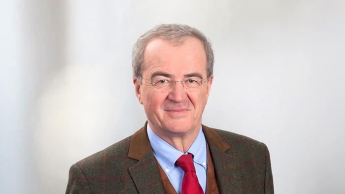 Alexander Kudascheff, redactor jefe de DW.
