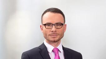 Юрій Решето, керівник корпункту DW у Москві