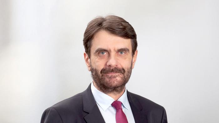 Robert Schwartz é jornalista da redação romena da DW