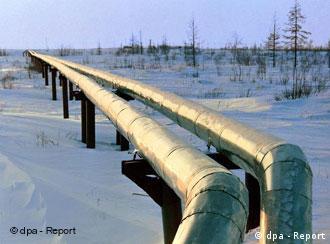 Gazprom supplies a quarter of Europe's needs