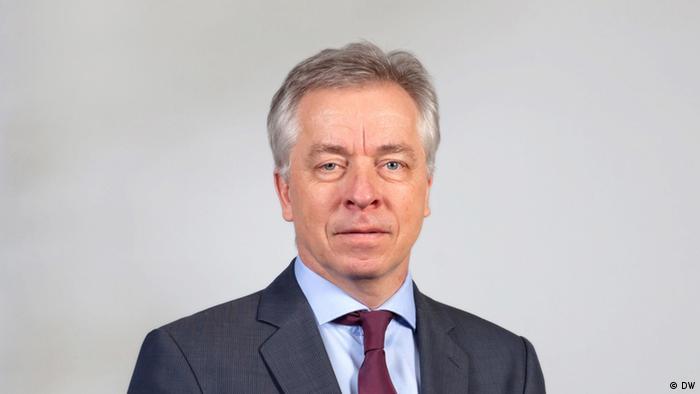 Christoph Strack é jornalista da DW