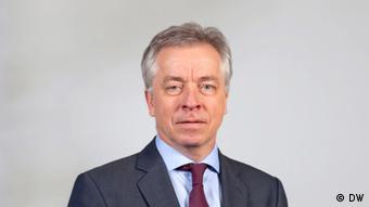 DW-Redakteur Christoph Strack