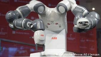 Робот фирмы ABB