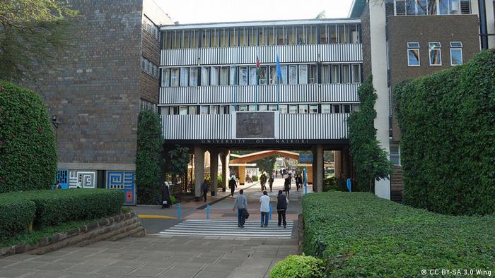 Die Universität in Nairobi