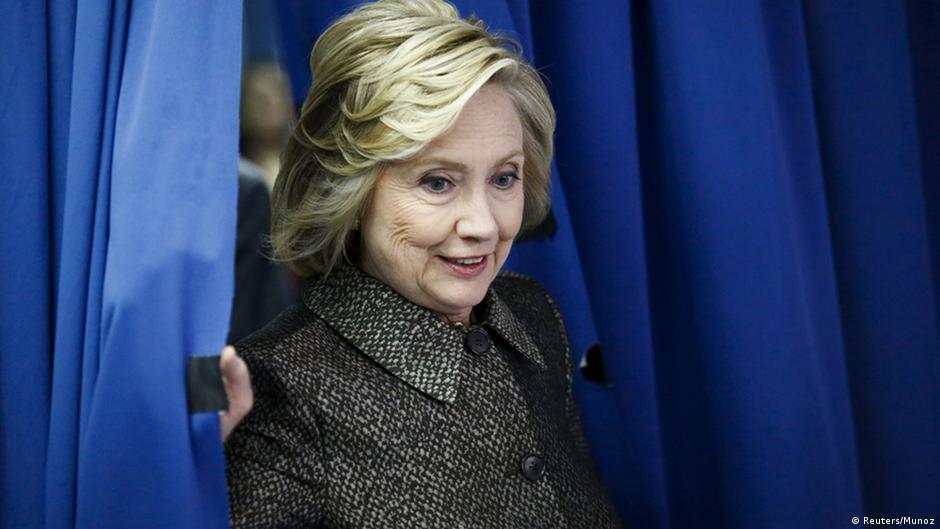 The inevitable Democrat? Clinton announces her bid for US president   DW   13.04.2015