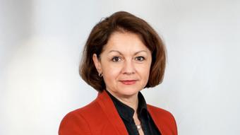 Verica Spasovska, jefa de la redacción DW Noticias Online en alemán.