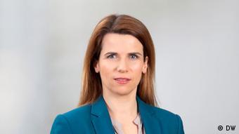 DW's Michaela Küfner