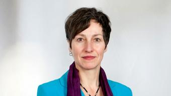 DW's Susanne Spröer, head of the online culture department