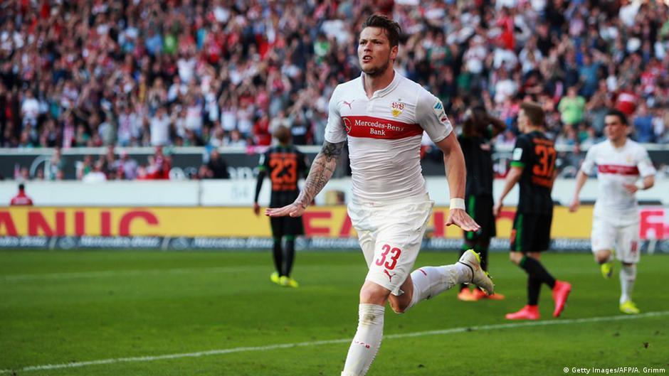 Stuttgart mit Last-Minute-Sieg | DW | 12.04.2015